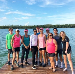 Rowers are a great community