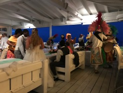 Junkanoo wedding